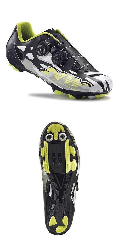 Other Cycling Clothing 177857: Northwave, Blaze Plus, Mtb Shoes, Camo/Black, 46 BUY IT NOW ONLY: $199.99