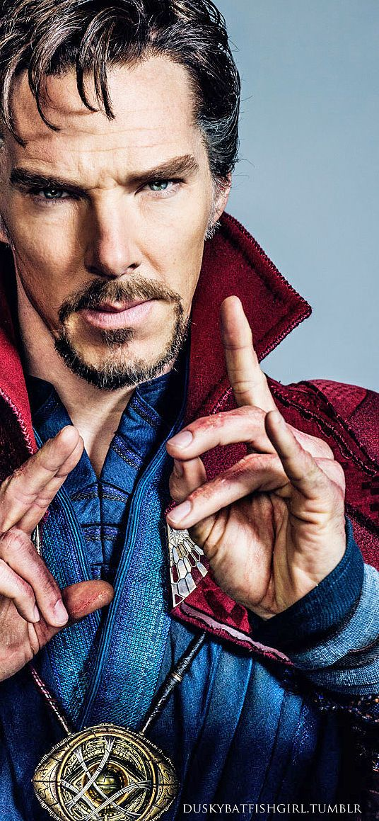 I send these to my mom because she geeks out worse than I do at Doctor strange and it cracks me up