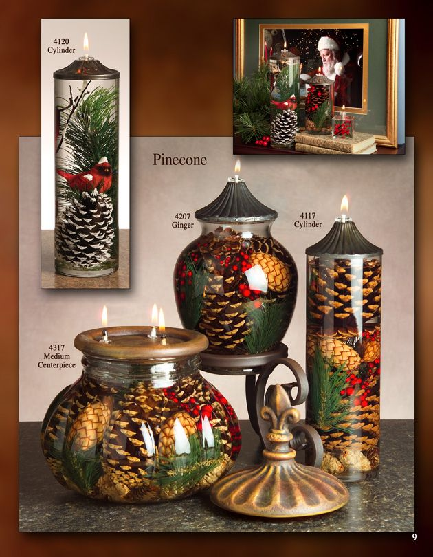 I 39 ll take two of each one please creativity pinterest for Oil filled candlesticks
