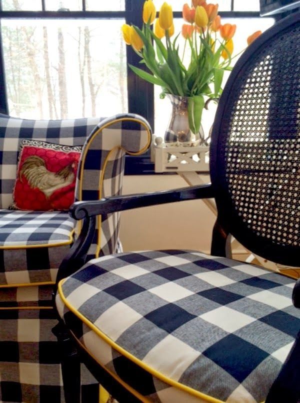 17 Images About Buffalo Check Amp Toile On Pinterest Buffalo Plaid Ethan Allen And Window Treatments
