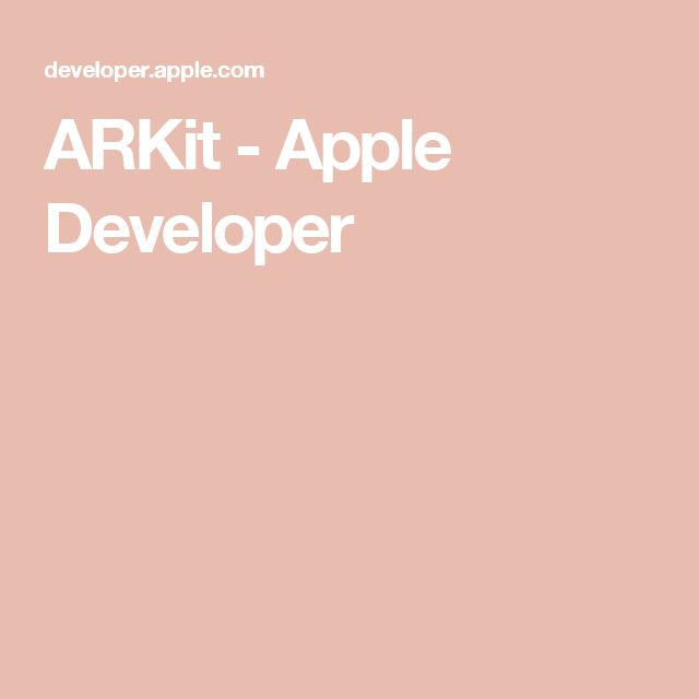 15 best ARKit images on Pinterest Augmented reality, Swift and A novel - new enterprise blueprint apple