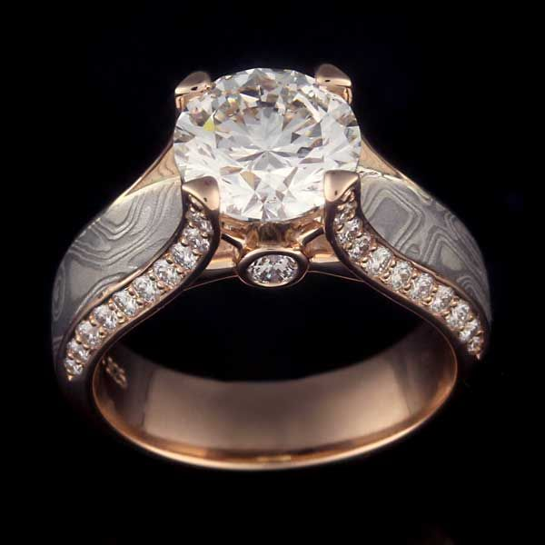 17 Best Images About Mokume Gane Jewelry On Pinterest