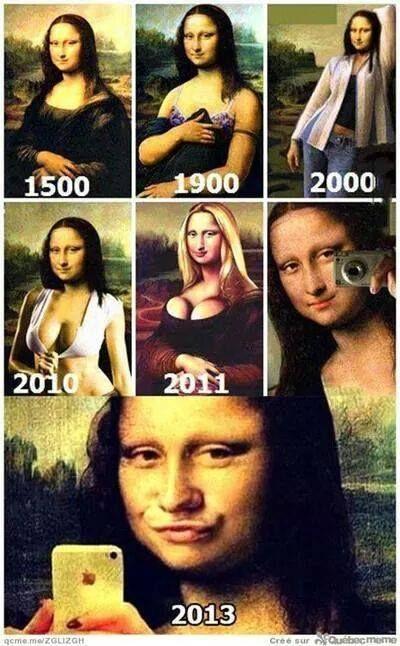 La femme et son évolution...
