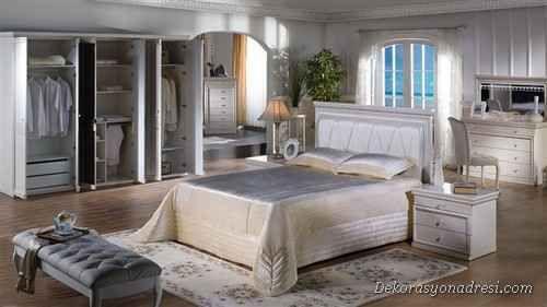 cool Yatak Odası Modelleri 2015