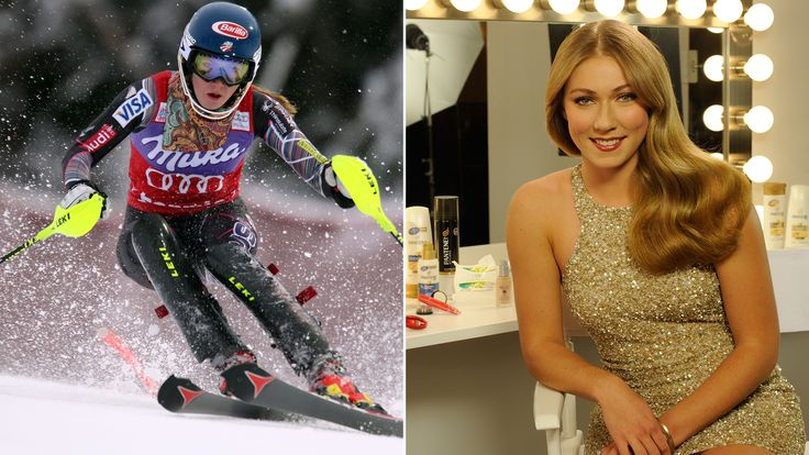 How skier Mikaela Shiffrin conquered pull-ups, splotchy skin and more