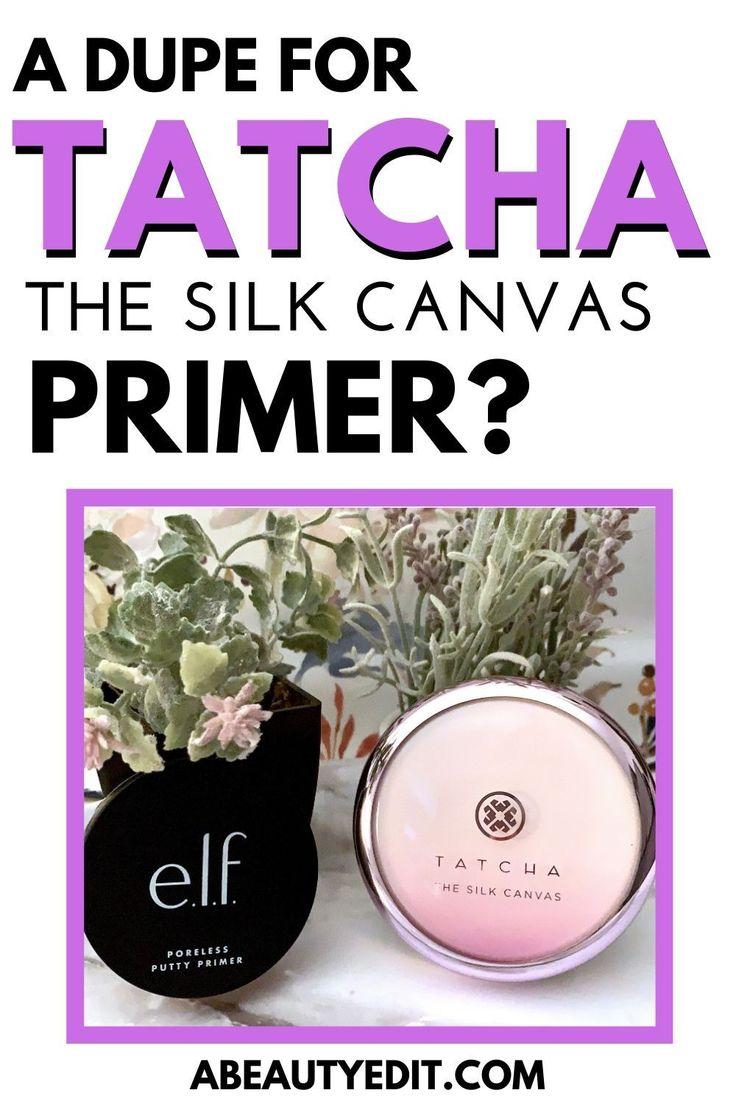 Splurge or Save? Tatcha The Silk Canvas Protective Primer