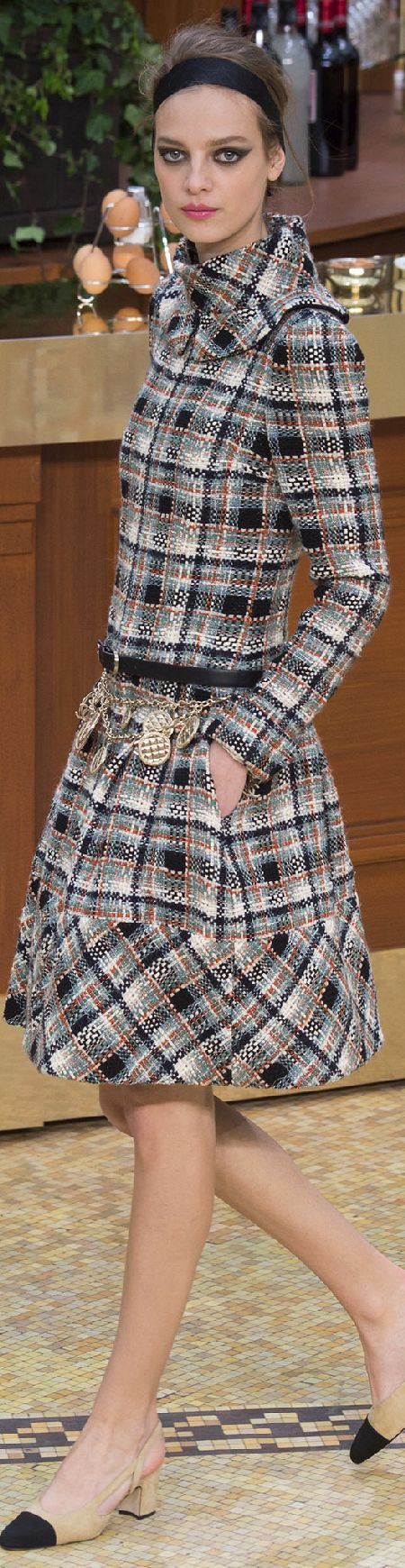 Fall 2015 Ready-to-Wear Chanel