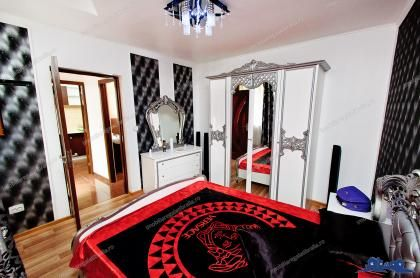 Vanzare casa Parter + Etaj in Galati, Parc CFR, 4 camere, 3 bai, 140 mp, mobilata si utilata