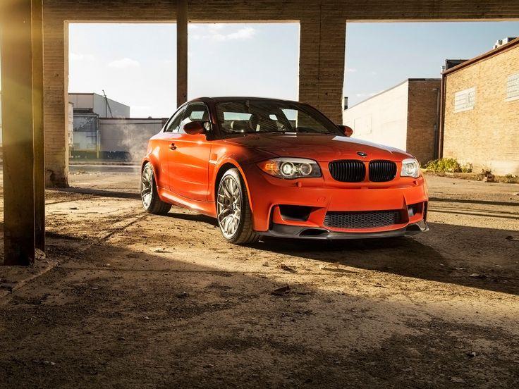 2014 Vorsteiner BMW E82 1M Coupe