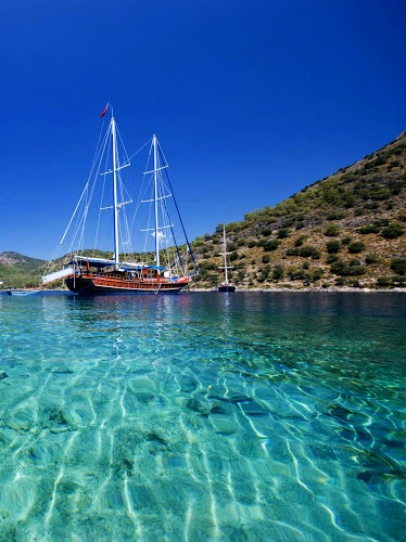 Mediterranean coast, Turkey: | holidayspots4u