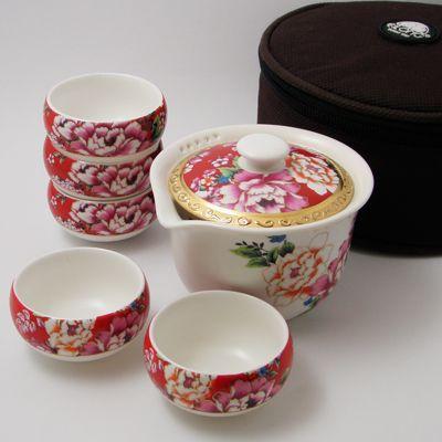 Tea set from Taiwan