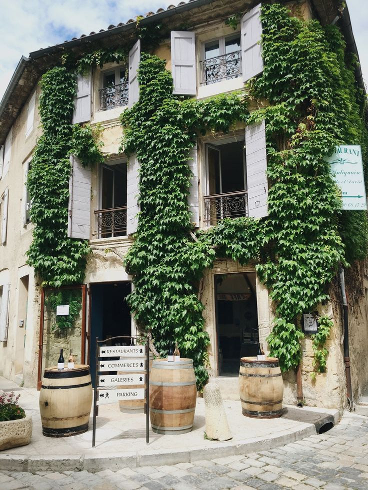 wine tasting at domaine de fontenille in lourmarin, france | 24 hour guide to Provence by coco kelley
