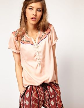 ridic expression on the model, but this shirt is amazing! (and way too expensive!)