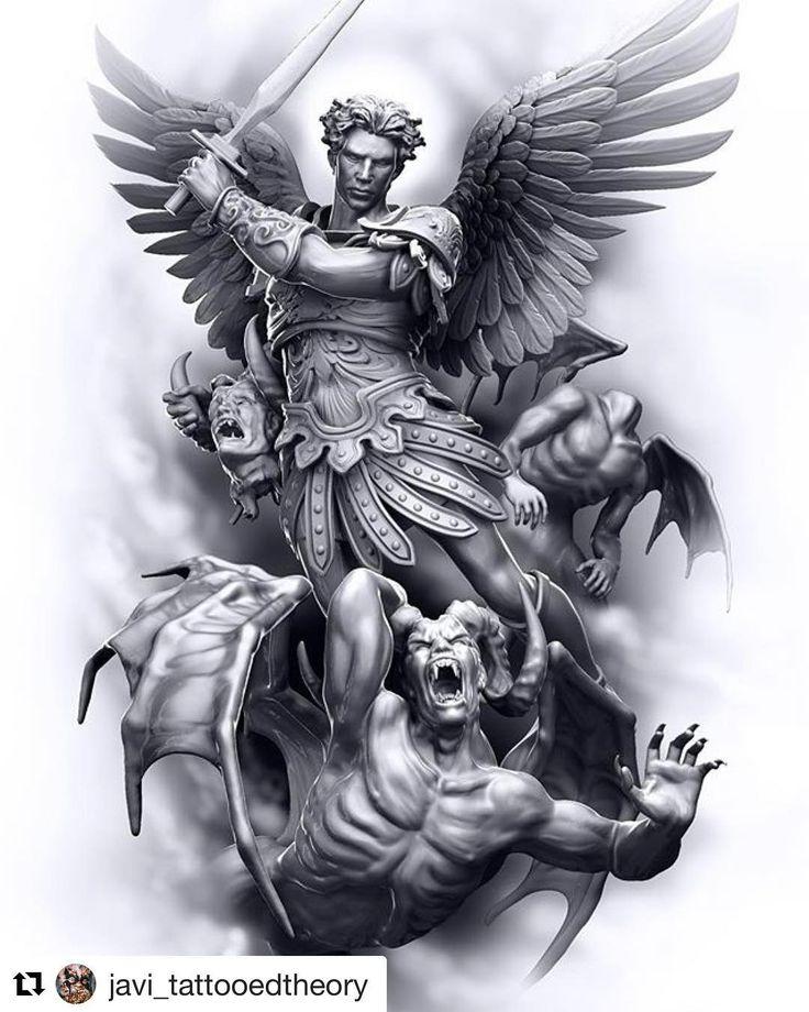 HAND HOLDING DEVILS HEAD