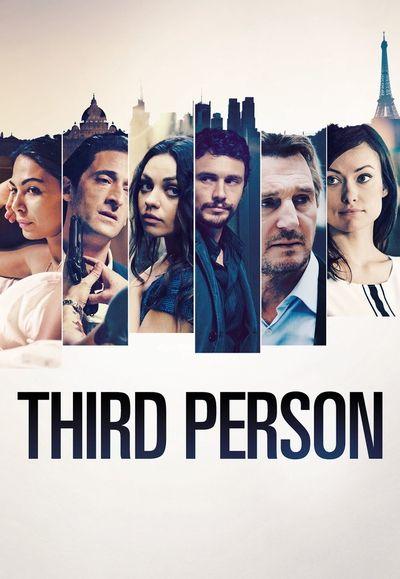 Third Person http://www.icflix.com/eng/movie/udnrdlyx-third-person #ThirdPerson #icflix #LiamNeeson #MilaKunis #AdrienBrody #PaulHaggis #DramaMovies #LoveMovies #LoveStoriesMovies #RomanceMovies #BritishMovies #GermanMovies #AmericanMovies #RomeMovies #ParisMovies #NewYorkMovies