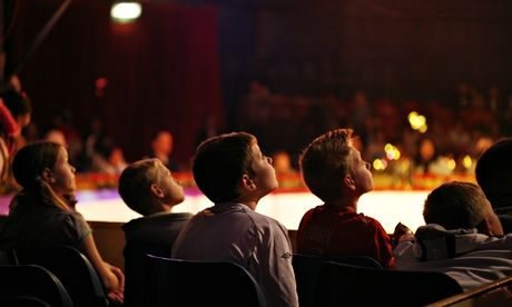 Is it time to teach theatre manners to children?