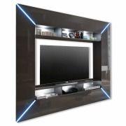 Ein Angebot von Roller TV-Wand SCOOTER - grau Hochglanz - LED-BeleuchtungIhr Quickberater