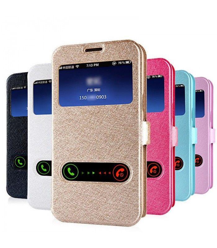 Huse pentru Samsung Galaxy S3 cu Flip Cover, S-View Luxury Smart