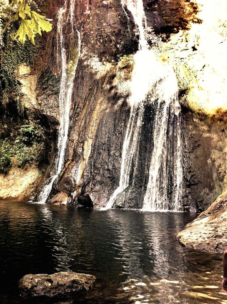 Waterfall  Dikili / Turkey