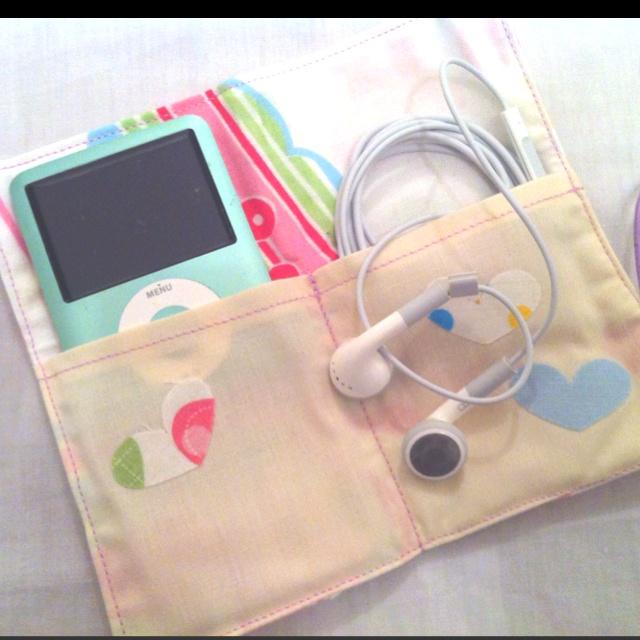 iPod nano case, personalised