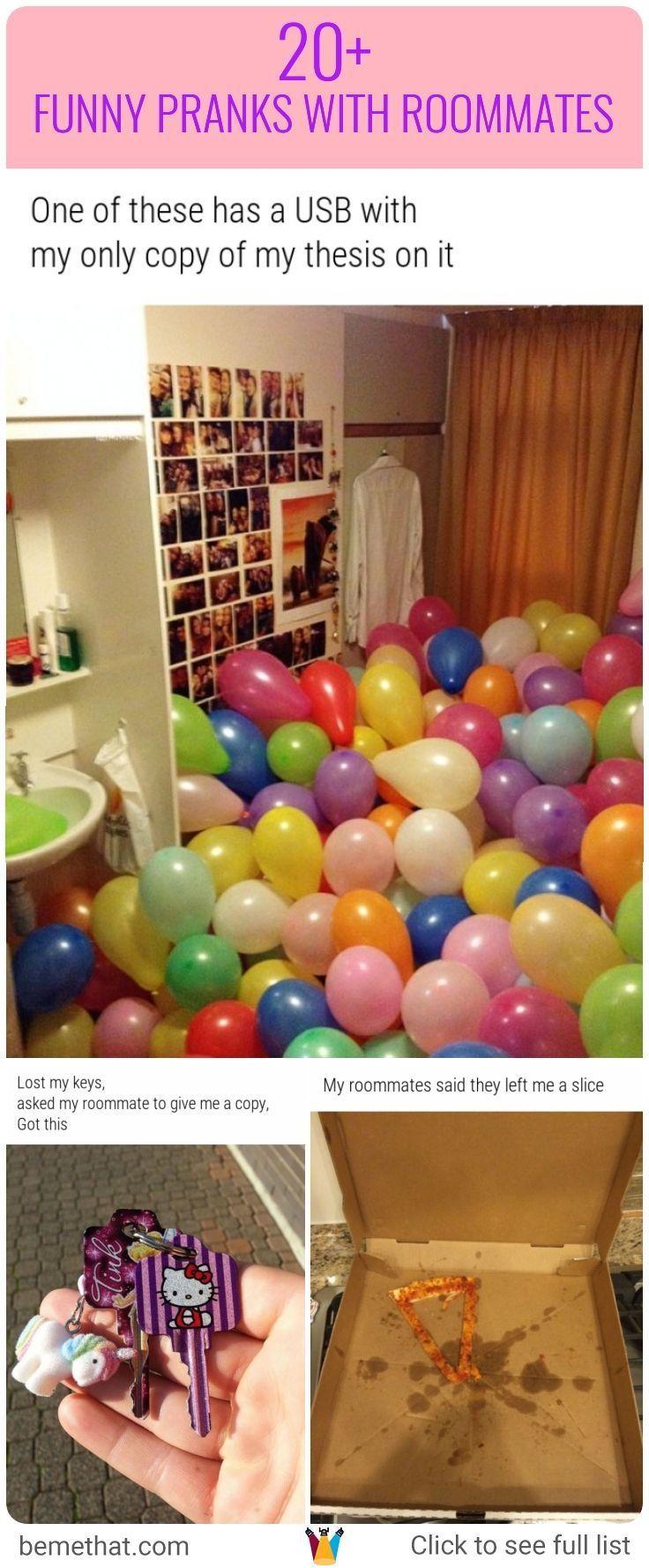 20+ Funny Photos Describing Life With Roommates