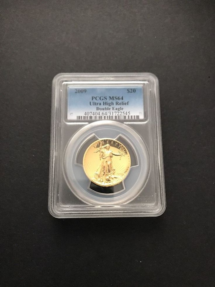 2009 Ultra High Relief Double Eagle Gold Coin  | eBay