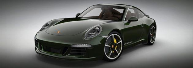 Porsche ha realizzato la versione speciale Club Coupé della 911 Carrera S, in occasione dei sessant'anni del primo Porsche Club in Germania. La vettura sarà presentata il prossimo 26 agosto presso il museo di Stoccarda, mentre le prenotazioni online saranno effettuabili dal 16 luglio. La 911 Club Coupé sarà prodotta in soli 13 esemplari. L'allestimento specifico prevede la colorazione Brewster Green, l'assetto ribassato di 20 mm, i cerchi in lega Sport Techno da 20 pollici, le cornici in…