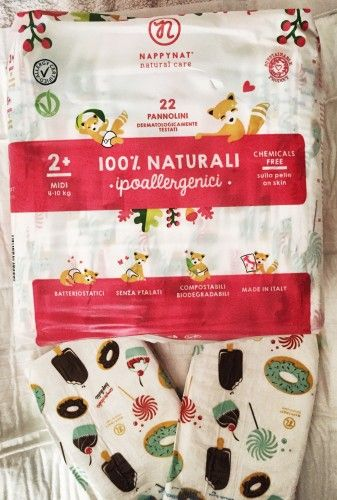 Pannolini Nappynat made in Italy...