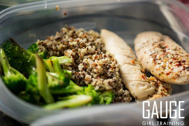 Gauge Girl Training – Weight Loss Meal Plan for Men