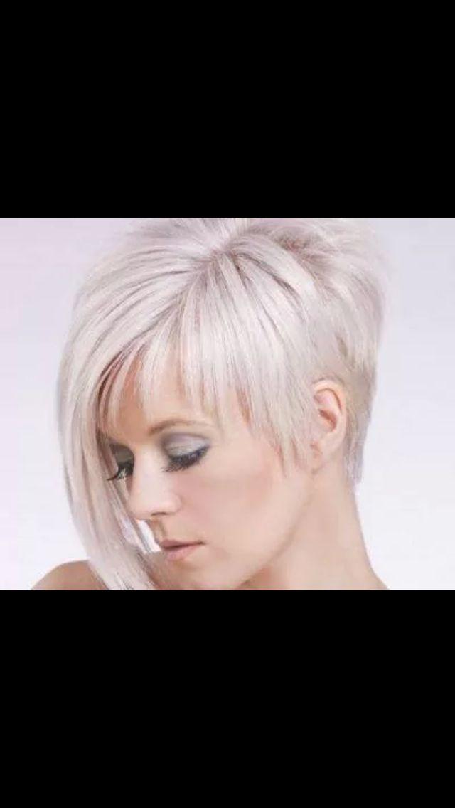 die besten 17 ideen zu graue blonde haare auf pinterest graue blonde haare aschblond und. Black Bedroom Furniture Sets. Home Design Ideas