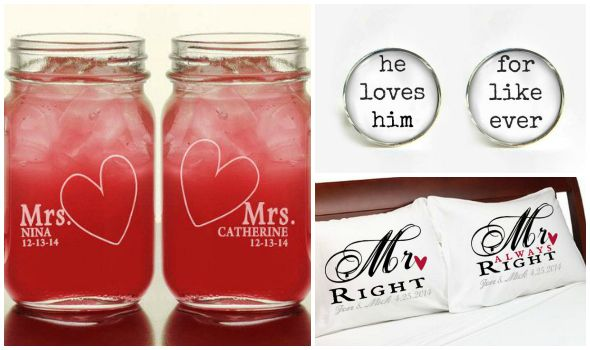 Wedding Gift Ideas For Same Sex Couples: 17 Best Images About Wedding Gifts On Pinterest