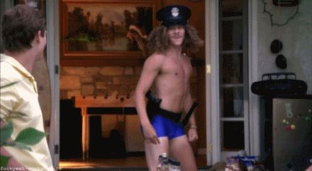 His dance moves would most definitely get things going. | Why You Should Invite Blake Anderson To Your Next Kegger