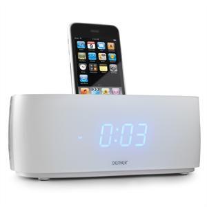 Denver Base dock para iPod-iPhone Denver IFM-15-radio alarma AUX