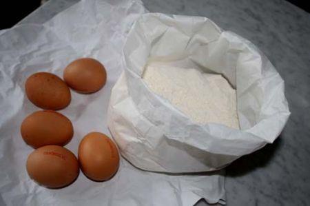 pasta fresca uovo