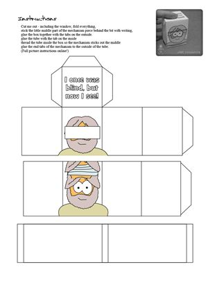 78 Images About Blind Bartimaeus On Pinterest Coloring