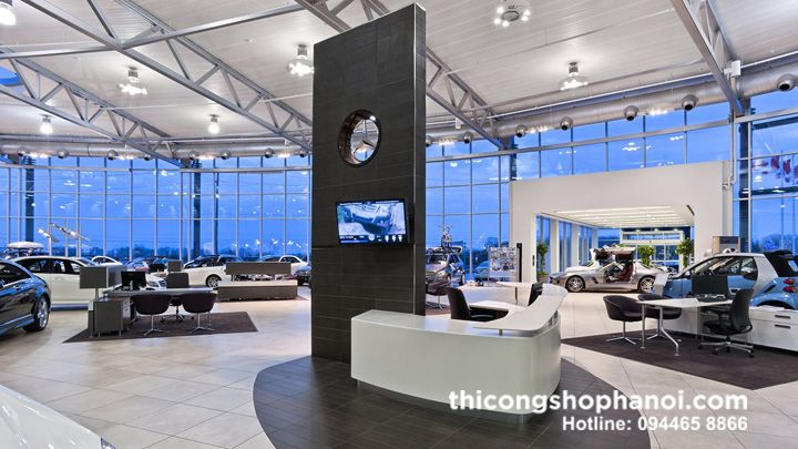 26 best car showroom images on pinterest architecture for Top mercedes benz dealerships