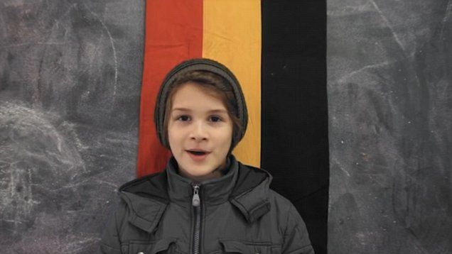 In response to the bombings in Brussels these schoolkids have released a painfully powerful and heartbreakingly poetic message how they will not give up with the key message of forgiveness and love to all.