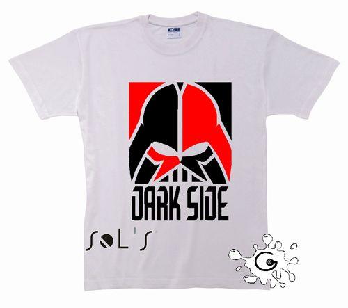 DARK SIDE! wear the idea!