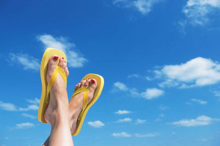 Füße Pflegen
