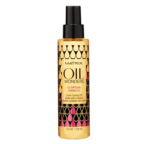 Matrix Oil Wonders Egyptian Hibiscus Color Caring Oil