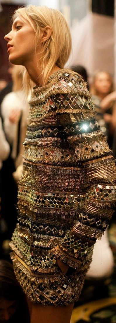 ~Balmain | The House of Beccaria#