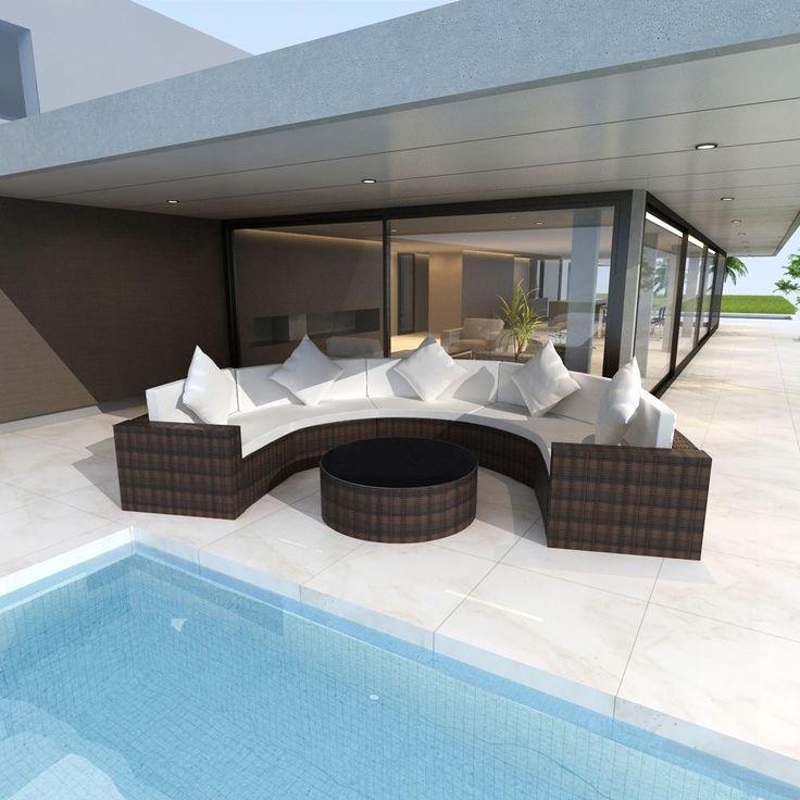 17 best ideas about lounge garnitur on pinterest | balkon lounge, Garten Ideen