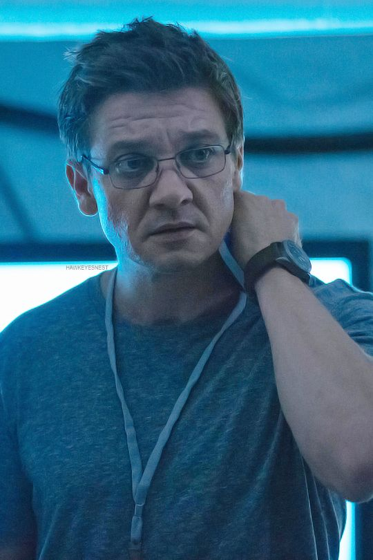 "Jeremy as Ian in ""Arrival"""