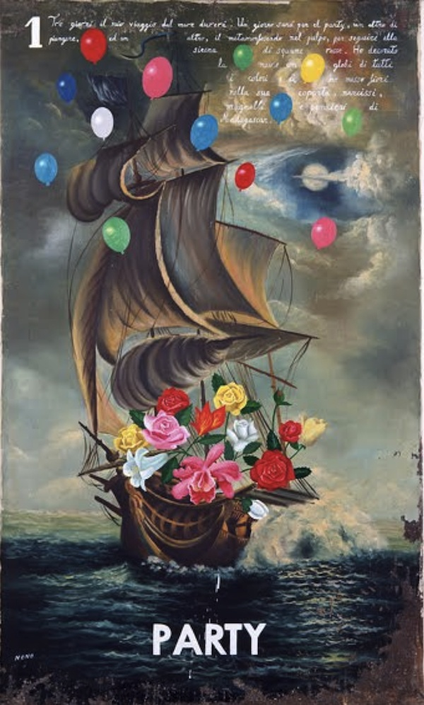 I have no words, but much love. Art Stuffy, Painting Illustration Artists, Art Inspiration, Parties Ships, Pirates Parties, Nono Banderas, Graphics Design, Photography Scenery Prints Art, Parties Boats