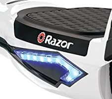 Razor Hovertrax 2.0 Hoverboard Self-Balancing Smart Scooter - White