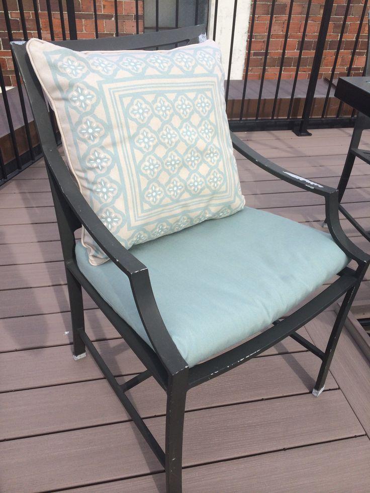 Current Restoration Hardware Cushion Colors