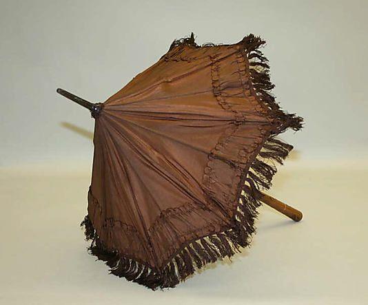 Date: ca. 1835 Culture: American Medium: silk