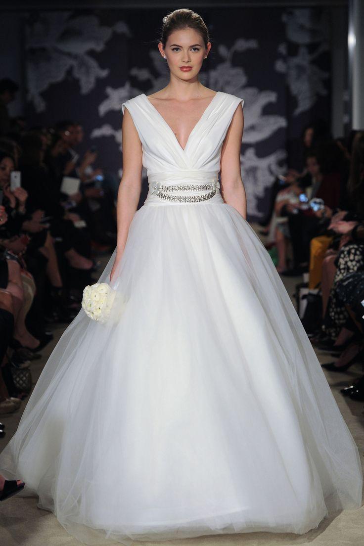 #chloe #CarolinaHerrera #SS2015 #NewYork #NOVARESE #weddingdress #dress #white #クロエ #キャロリーナ・ヘレラ #ウエディングドレス #Aライン #白