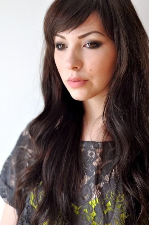 long hair with bangs | long hair bangs - Hairstyles and Beauty Tips