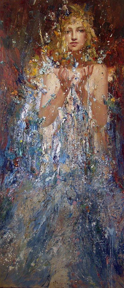 Mstislav Pavlov - Splashes